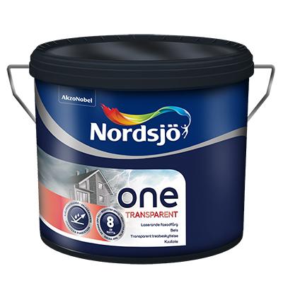 Nordsjö One transparent